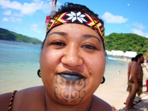 Maori Face Tattoo Female: Why Won't You Give Me A Māori Moko?