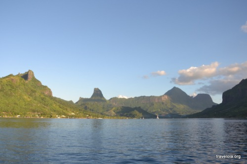 Moorea looks full of promise