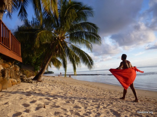 Heirami and his beach