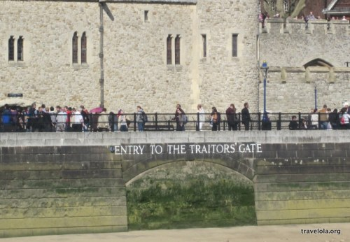 One less thing to worry about at the Tower of London