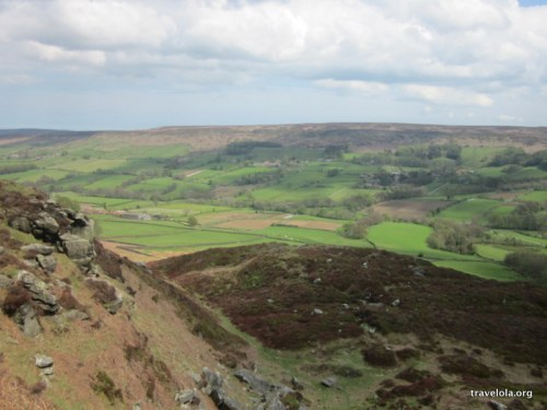 Revisiting the North Yorkshire Moors National Park