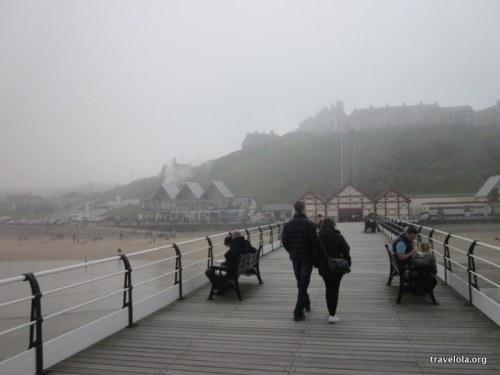 A Saltburn pier stroll
