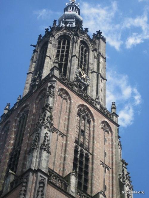 Onze Lieve Vrouwetoren,  Amersfoort, Netherlands