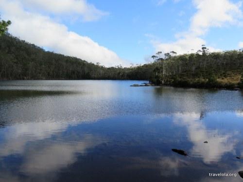 Lake Dobson, Mount Field National Park. Tasmania, Australia. Image © Finola Wennekes 2014